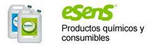 Productos químicos y consumibles – ESENS