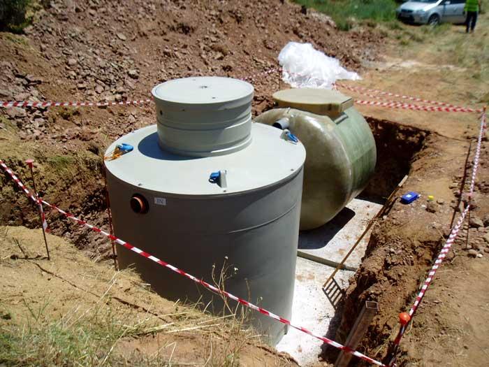 Tratamiento de aguas - Depuradoras de agua domesticas ...